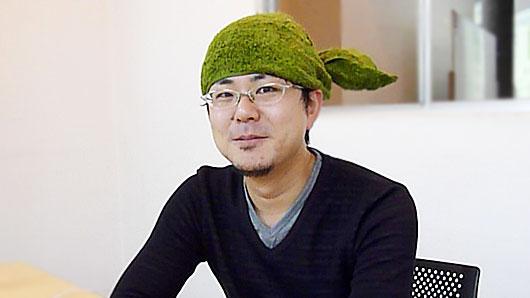 五藤隆介さん