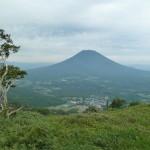 羊蹄山全景