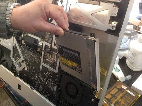 iMac SSD換装05