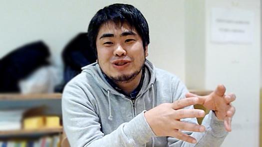 加藤洋さん