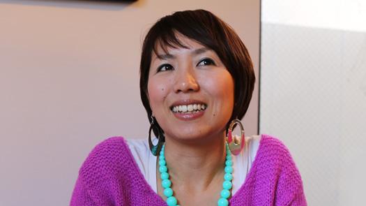 和泉里佳さん