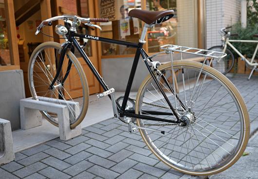 ライナスの自転車