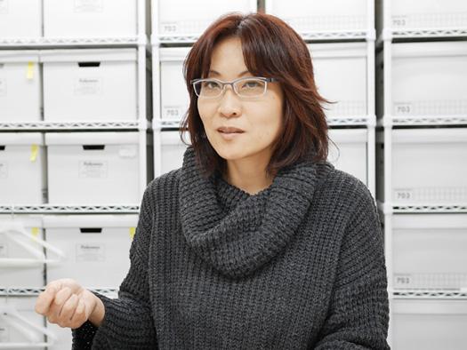 森井ユカさん