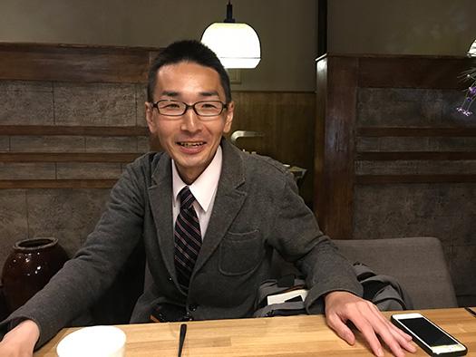 ウラジオCOM 宮本智さん